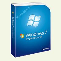 Microsoft Windows 7 Professional 64-bit English FQC-04649