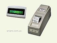 Фискальный регистратор Екселліо FPU-550, с маленьким индикатором клиента