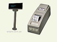 Фискальный регистратор Екселліо FPU-550, с большим индикатором клиента