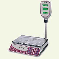 Весы торговые электронные со стойкой Camry CTE-15-JС11B