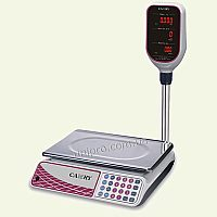 Весы торговые электронные со стойкой Camry CTE-30-JE11B