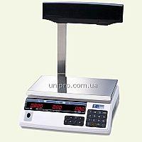 Весы торговые электронные со стойкой DIGI DS-788 PM RS15