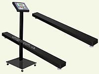 Балочные весы, рейковые, стержневые электронные весы ВН-300-Б