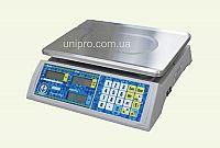 Весы торговые со стойкой VP-LN15-LCD Jadever JPL-N 15K LCD