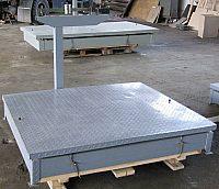 Весы механические платформенные ВТ-500Ш13