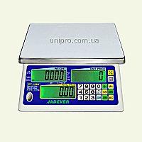Весы торговые электронные без стойки Jadever РТ-1506