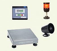 Ваги-дозатор  електронні ваги с функцією дозування  на  300kg