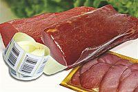 Печать этикеток, штрих-кодов, цеников при фасовке мяса и мясных изделий