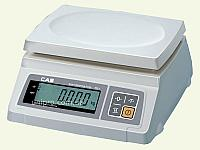 Весы технические электронные SW-2 с пластиковой платформой