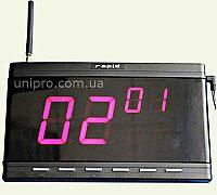 Приемник сигналов вызова официанта и персонала Rapid HCM-1300