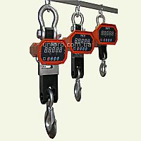 Ваги кранові електронні індикаторні OCS-XZС