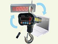 Кранові ваги з радіоканалом ВК ЗЕВС III PK 10000
