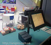 Автоматизация кофейни Dessert Hall, Киев