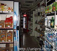 Автоматизация магазина ПРОДТОВАРЫ, Киев. Торговый зал