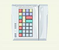 Программируемая POS-клавиатура LPOS-II-032 со считывателем магнитных карт