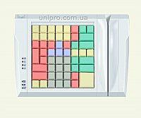 Программируемая POS-клавиатура LPOS-II-064  со считывателем магнитных карт