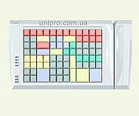 Программируемая POS-клавиатура LPOS-II-096  со считывателем магнитных карт