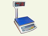 Весы торговые электронные со стойкой ВТЕ-Центровес-Т1 СМ Самара