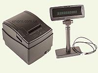Фискальный регистратор Мария-304Т с диплеем покупателя в комплекте