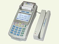 Портативный кассовый аппарат MINI-T 400МЕ