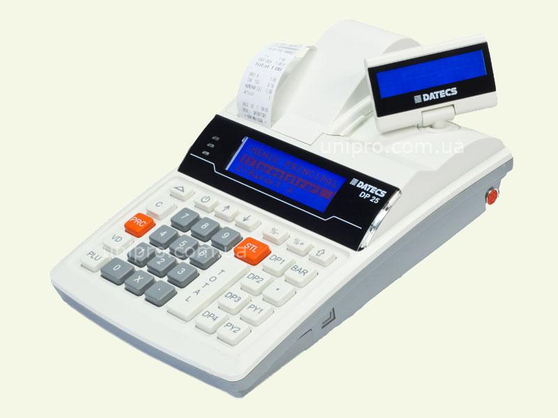 Кассовый аппарат Экселлио dp с индикатором клиента контрольная  Кассовый аппарат Экселлио dp 25