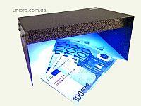 Ультрафиолетовый детектор валют ДВ-2-4  Украина
