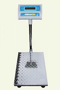 Весы товарные напольные электронные VAGAR VB-W-150 JADEVER  JBS-588-150