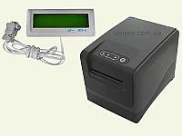 Фіскальний реєстратор МІНІ-ФП81.01-E з КСЕФ  контрольна стрічка в електронній формі, Ethernet для передачі даних
