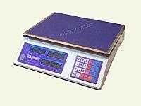 Весы торговые электронные без стойки ВТНЕ-15Т1 Амиго