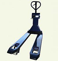 Гидравлическая тележка со встроенными весами JADEVER ВПЕ-2000 РК  НПВ  2000 кг, d 500 г