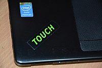 Сенсорный ноутбук Gateway NV570P13u  б у, привезен из США