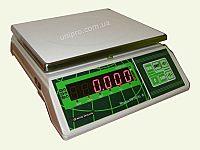 Ваги технічні електронні Jadever NWTH-20K  с   НГЗ  20 кг, d 5 г