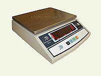 Весы технические электронные ВТЕ-Центровес-15-Т3-ДВ