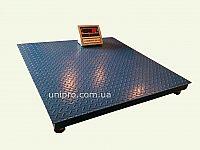 Весы платформенные электронные ВПЕ-центровес