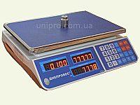 Весы торговые без стойки F902H-EL