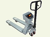 Гідравлічний візок з вбудованими вагами   ЗЕВС  ВПЕ500-4