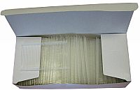 Упаковка пластиковых ярлыкодержателей