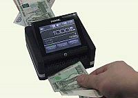 Автоматичний детектор долларів США DORS 230