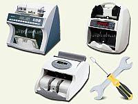 Техническое обслуживание и чистка счетчиков банкнот