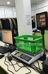 Автоматизация магазина стоковой одежды