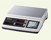 Весы торговые электронные без стойки CAS PR-15B