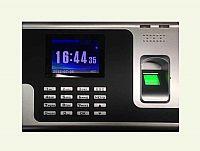 Автономный терминал учета рабочего времени UNI-TAM-7004  передача данных и отчетов по TCP IP и на USB флеш-память