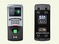 Контроллер доступа в помещения по отпечаткам пальцев и RFID-картам меткам UNI-TAM-7307  передача данных и отчетов по TCP IP и на USB флеш-память, управление электронным замком