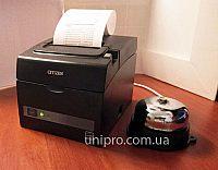 Кухонный звонок UniBell-75 для принтера повара