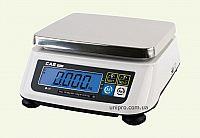 Весы технические электронные CAS SW-II