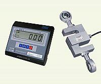 Динамометр электронный ДЕ 5,0-0,5 с метрологической аттестацией