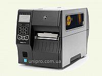 Термотрансферный принтер этикеток промышленного уровня Zebra ZT410