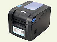 Бюджетный термопринтер печати чеков и этикеток Xprinter XP-370B