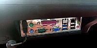 DPT-POS-UNIPRO-12.1 POS-терминал со встроенным принтером 80мм и индикатором клиента