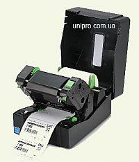Tsc te200 barcodeprinter